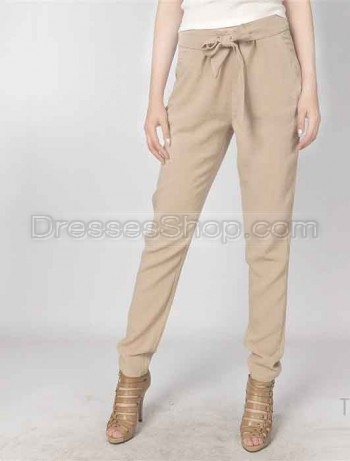 Awesome Flat Front Stretch Cotton Pants For Women  Save 72