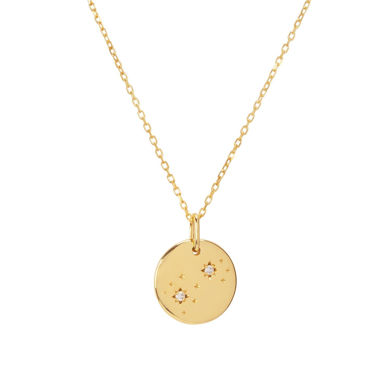 Zodiac Scorpio Necklace