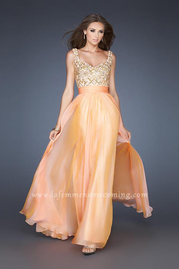 la femme dresses prom dress