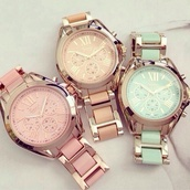 jewels,watch,gold,feminine,light blue,pink,college,orange,montre,fashion,bijoux,bag,beautiful,green,brown,geneva