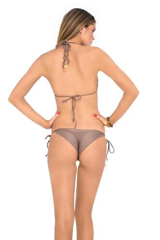 swimwear bikini bottoms luli fama ruched backside bikiniluxe