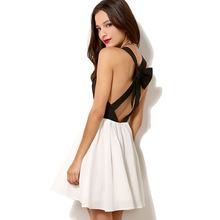 Shop back cross bow strap dress online - Buy back cross bow strap dress for unbeatable low prices on AliExpress.com