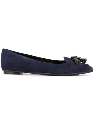 women shoes leather blue suede