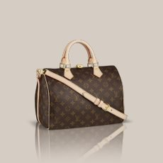 Speedy Bandoulière 30 - Louis Vuitton - LOUISVUITTON.COM on Wanelo