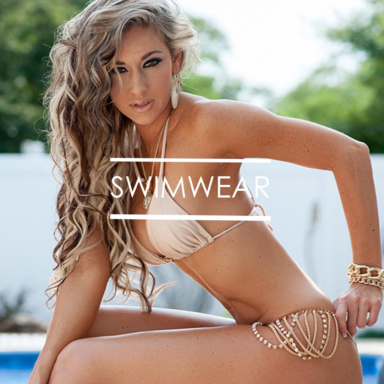 Handmade Luxury Swimwear. Fully Customizable. Unique Brazilian Cut