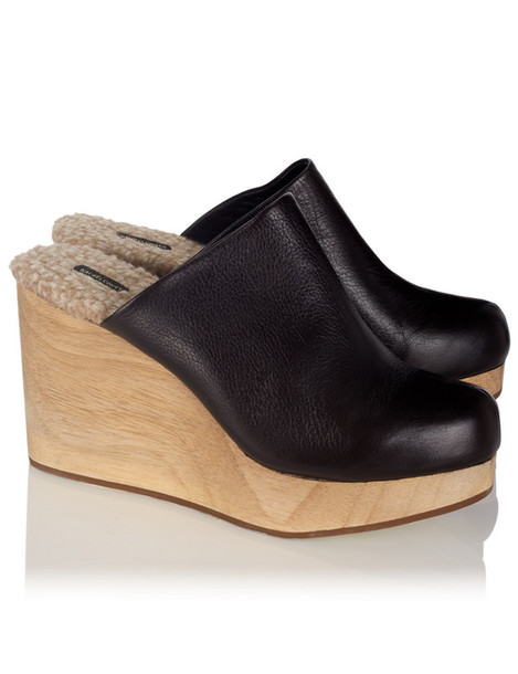 Rachel Comey clogs leather brown