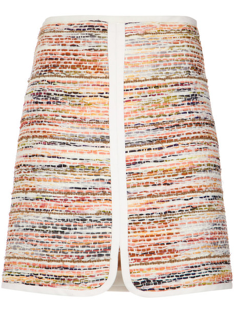 Nk skirt women jacquard cotton