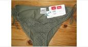 swimwear,olive green