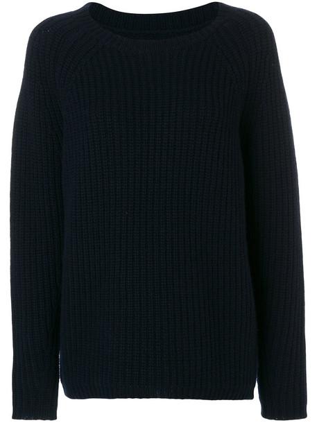 sweater women blue