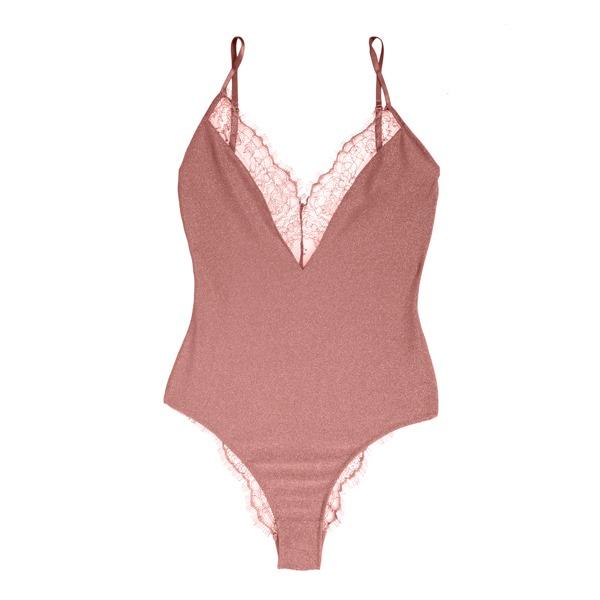 Body Pink Sparkle Charlie