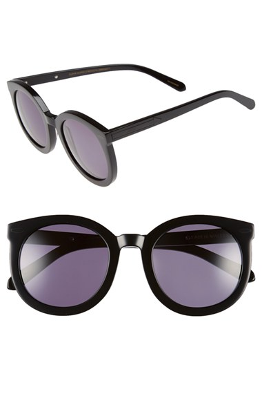Karen Walker Super Duper Strength 55mm Sunglasses | Nordstrom