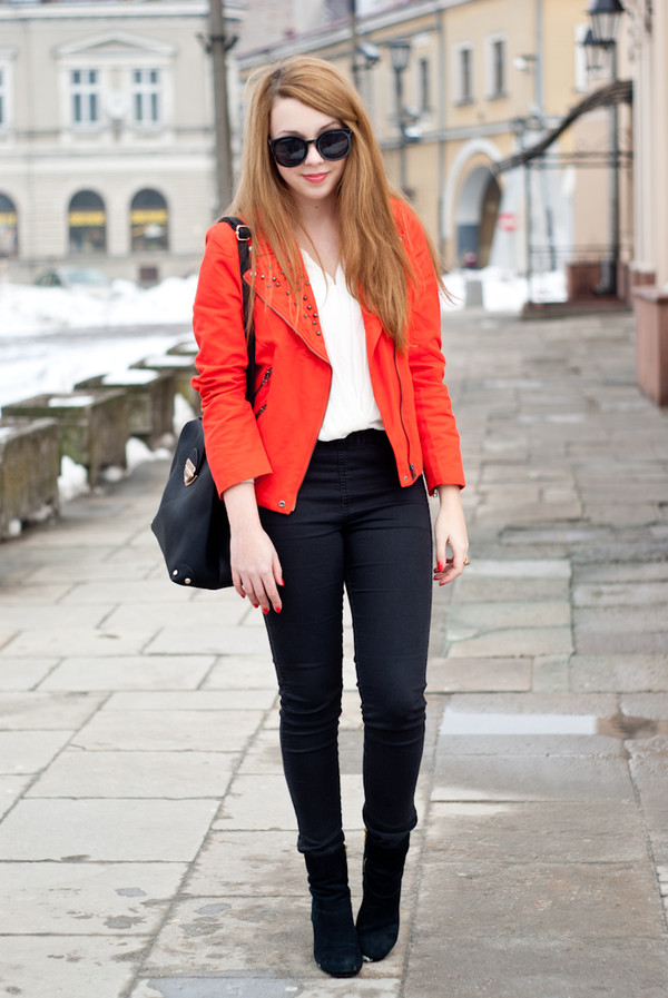 kolorowa dusza jacket shirt pants bag sunglasses jewels shoes