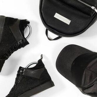 shoes maniere de voir pony fur balenciaga sneakers black sneakers mid tops