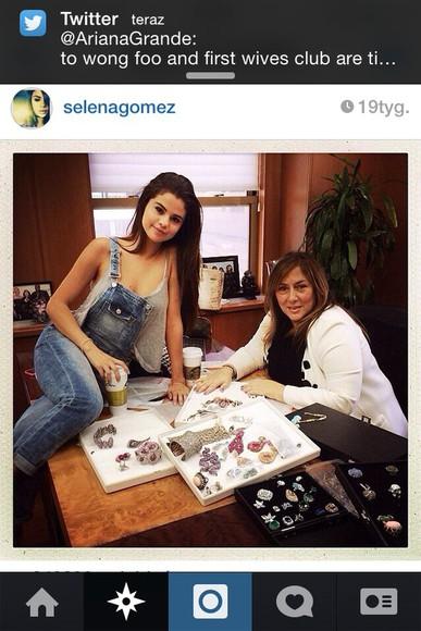 selena gomez jeans instagram pants