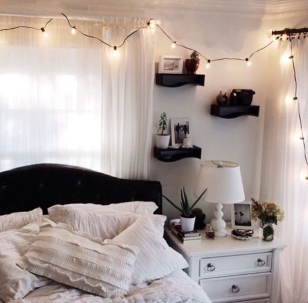 home accessory home decor cute bedding vogue tumblr bedroom - Home Decor Tumblr
