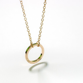 jewels accessories bikini luxe jewelry circle necklace dainty necklace delicate necklace gold circle necklacem mini open circle pendant minimalist necklace open circle necklace silver circle necklace zen necklace