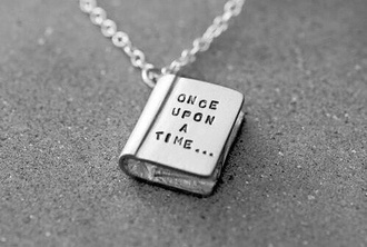 jewels necklace book once upon a time
