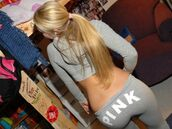 pants,pink,grey,pink by victorias secret,sweatpants,cropped hoodie,victoria's secret,dress