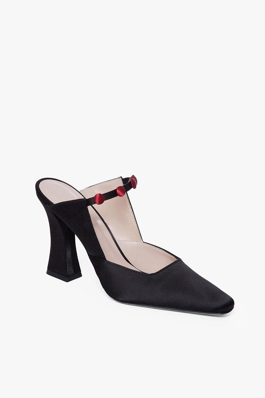 MELANIE MULE | BLACK RED
