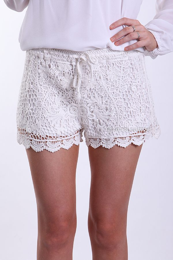 LACE SHORTS , DRESSES, TOPS, BOTTOMS, JACKETS & JUMPERS ...