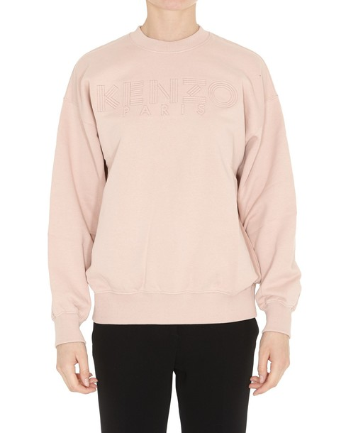 sweatshirt pink sweater