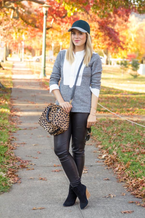 gal meets glam t-shirt hat pants shoes bag sunglasses