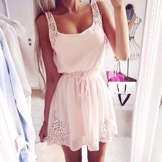 dress cute seethrough fashion beautiful