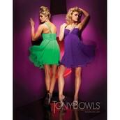 dress,tony bowls ts11470,tony awards,short shorts