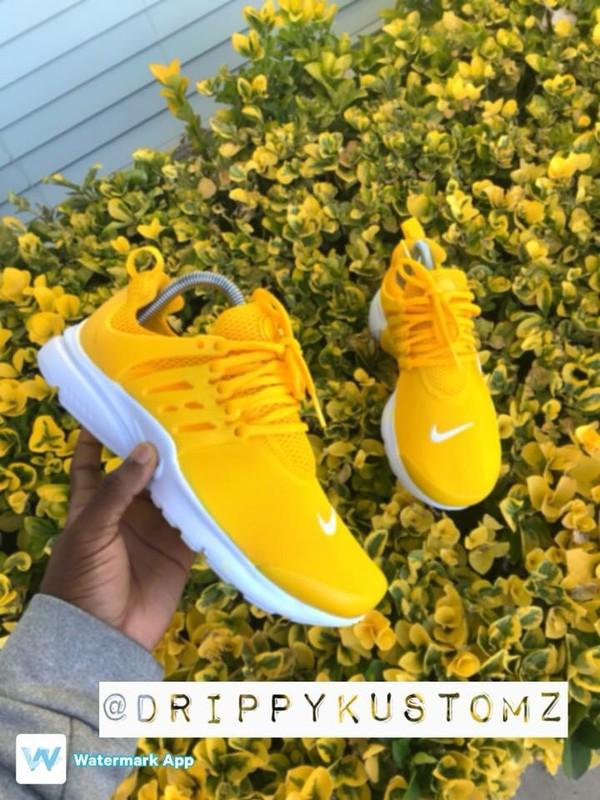 Mustard Yellow Prestos