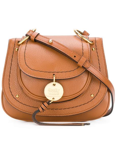 See by Chloe women bag shoulder bag leather brown