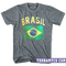 Brasil unisex t-shirt - teenamycs