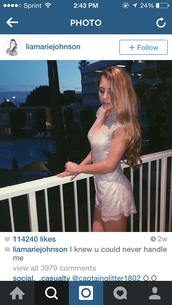 romper,shimmery,lia marie johnson,youtuber,jc caylen,awards ceremony