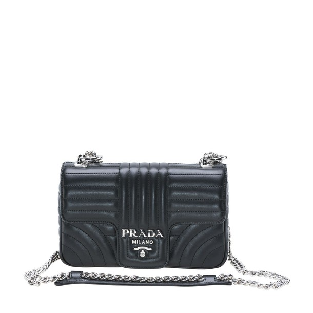Prada bag shoulder bag black