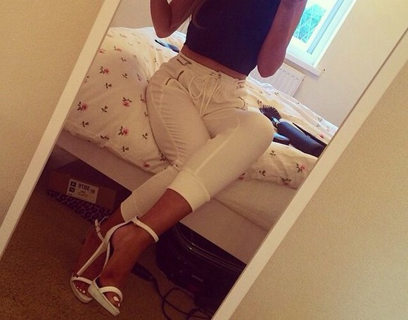 jeans white pants,trousers,tight,bottoms