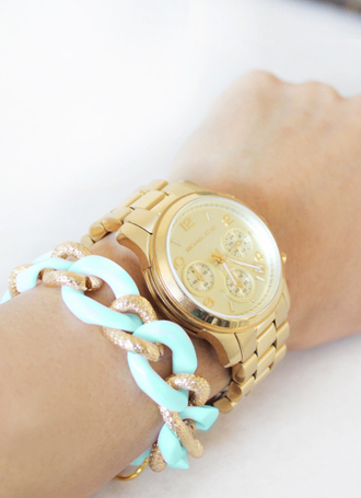 jewels watch gold jewelery