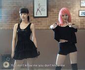 dress,black dress,asian,shorts,crop tops,skirt,tank top,belt,korean fashion,little black dress,hipster