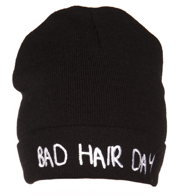 Bad Hair Day Beanie : TruffleShuffle.com