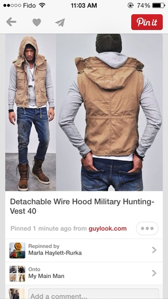 jacket vest menswear brands fall outfits