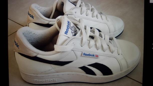 shoes white Reebok reeboks reebok classics
