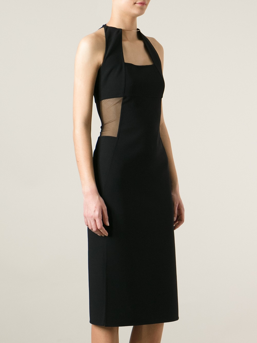 Akris Neck Loop Dress - Apropos The Concept Store - Farfetch.com