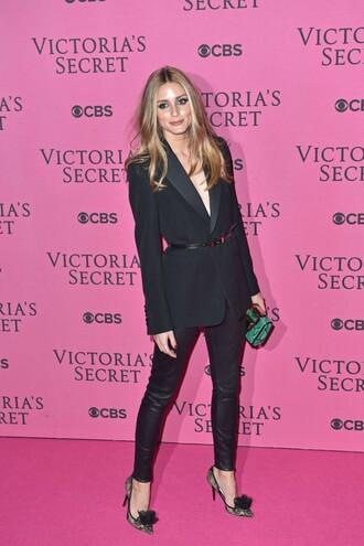 pants olivia palermo suit victoria's secret