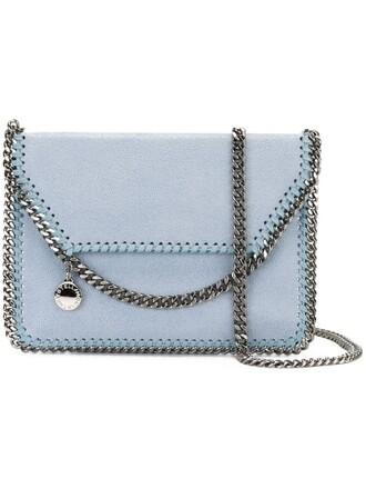 deer bag crossbody bag blue