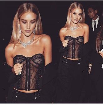 top bralet top corset bra full corset top crotchet coachella hippy boho corset zipped corset corset