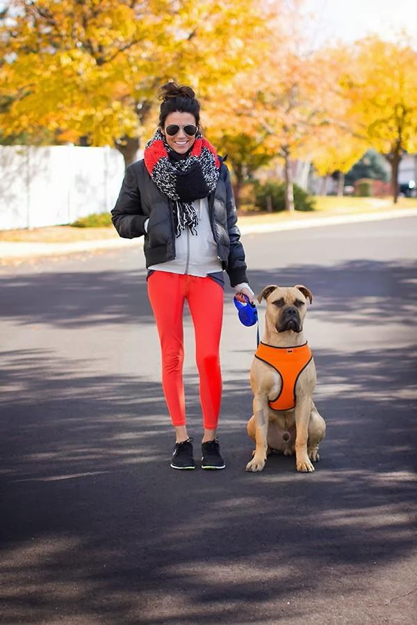hello fashion sweater t-shirt jacket pants scarf