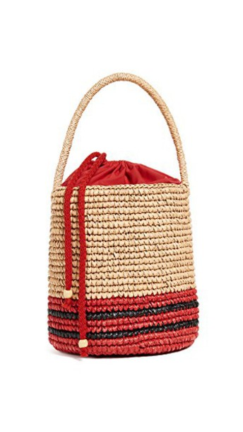 Sensi Studio bag bucket bag red