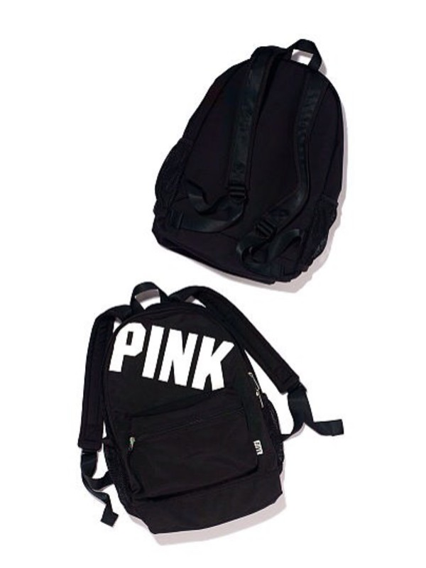 Victoria's Secret PINK Campus Backpack Bookbag -FAST FREE SHIP- NWT