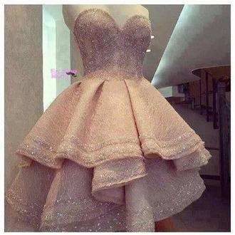 dress sequin dress gold sequins prom dress wedding dress