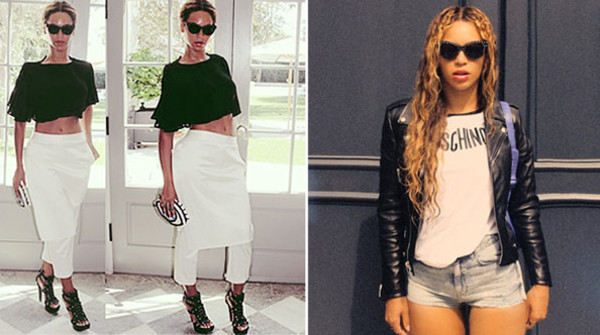 sunglasses beyonce pants