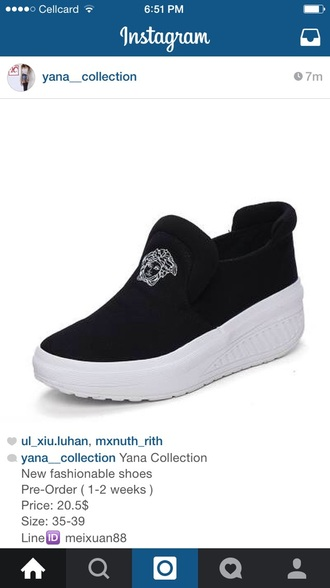 shoes black and white flts hermes