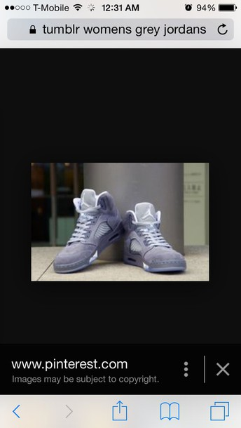 shoes basketball shoes grey jordans